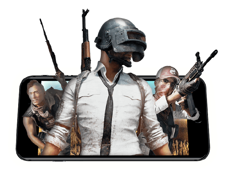 Play PUBG MOBILE for FREE!